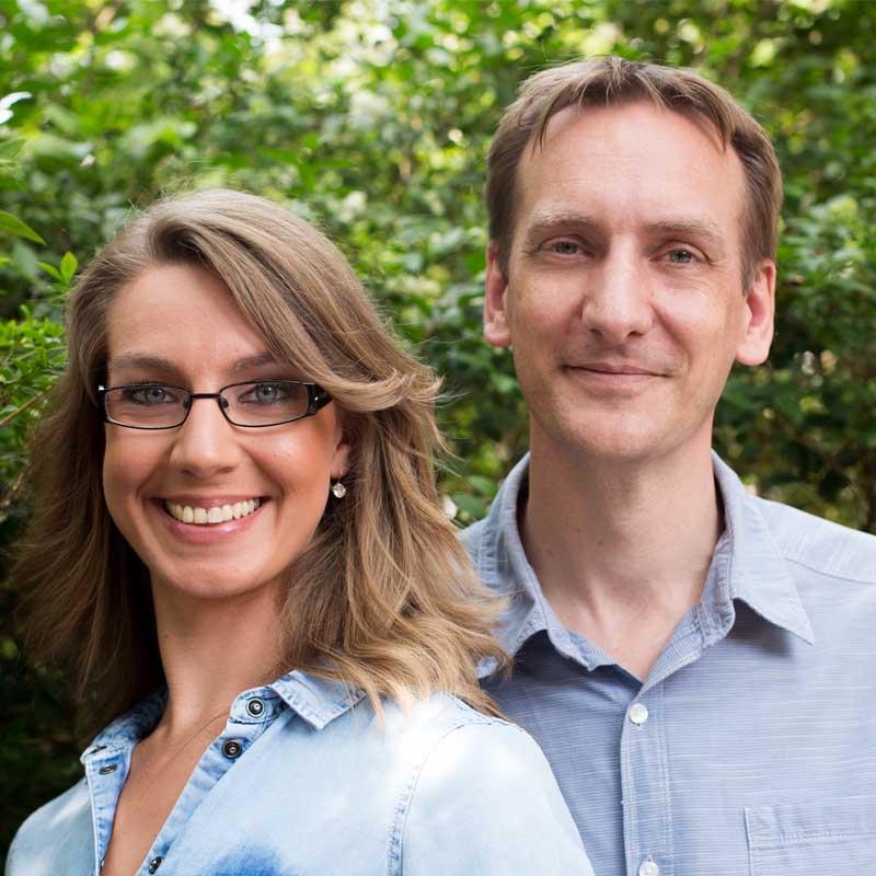 Judith & Mark